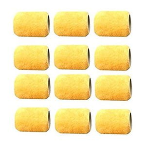 12 Mini ALAZCO Paint Roller Cover For Interior Wall