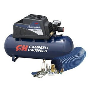 Campbell Hausfeld Air Compressor for paint sprayer