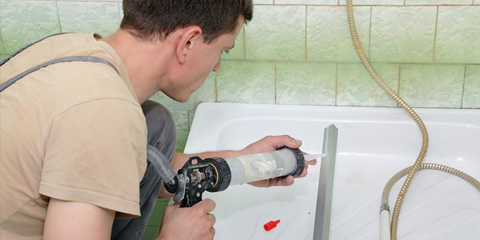 Best Caulk For Shower Surround Bathtub Or According To