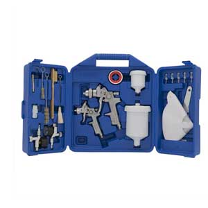 Campbell Hausfeld Gravity Feed Case Spray Gun