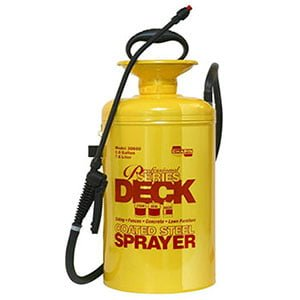 Chapin International Steel Deck Sprayer painters care