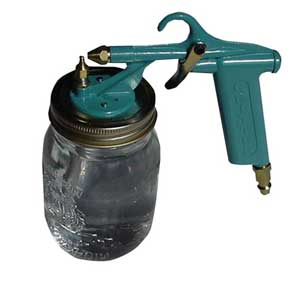 Critter Spray Products Siphon spray paint for kitchen cabinets