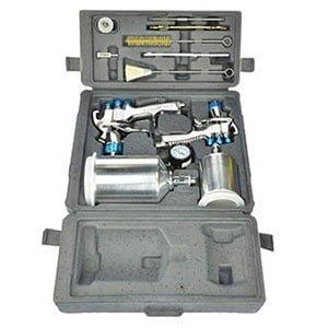 DeVilbiss StartingLine HVLP Gravity Spray Gun Kit
