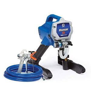 Graco Magnum Cart Airless Paint Sprayer - Painters care