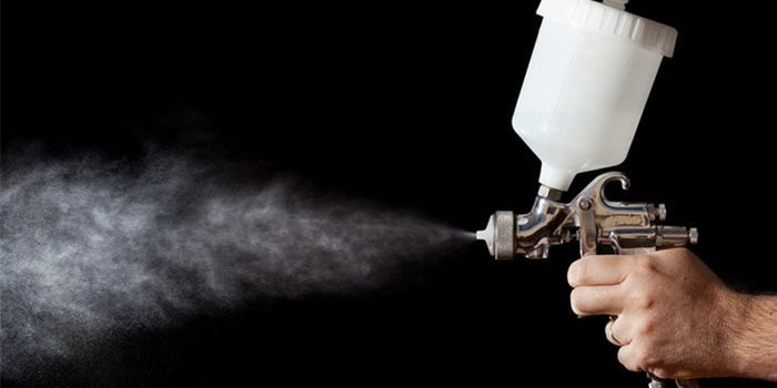How To Use Spray Gun For Air Compressor