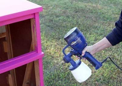 Can you use Latex Paint in HVLP Paint Sprayer