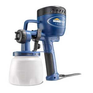 HomeRight Finish Max indoor Paint Sprayer