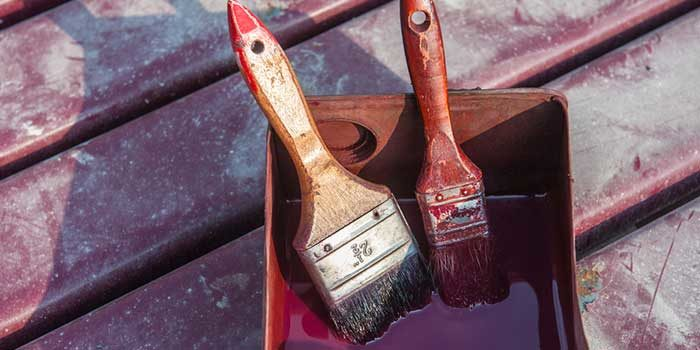 How to Clean Oil Based Paint Brushes Without Paint Thinner