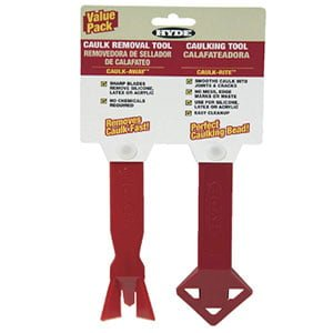Hyde Tools - Caulk Away Remover and Finisher