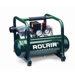 Rolair Oil-Less Compressor