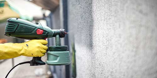 Spraying-Paint-Painters-Care