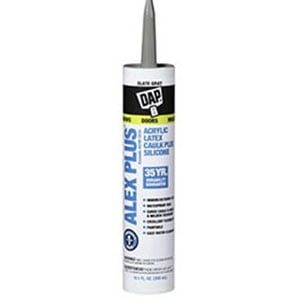 Dap Acrylic Latex Caulk With Silicone