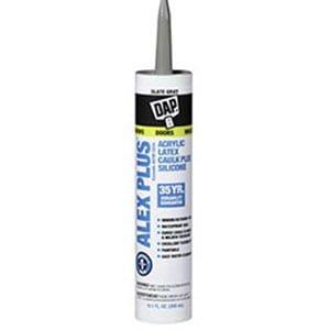 Dap Acrylic Latex Caulk With Silicone