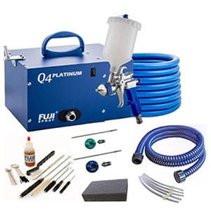 Fuji Q4 Quiet HVLP Spray System
