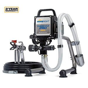 HomeRight Power Flo Pro 2800 C800879 Airless Paint Sprayer