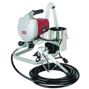 HP PSI Airless Paint Sprayer painters care