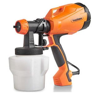 VonHaus Electric HVLP Spray Gun Best for DIY