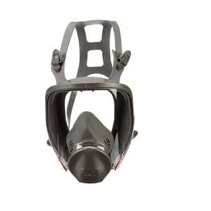 Safety Works Multi-Purpose Respirator Mask for Spray Painting