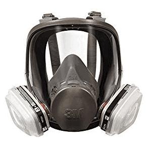 3M 7162 Full-Facepiece Spray Paint Respirator