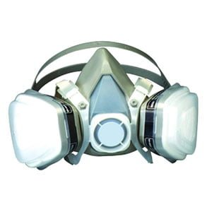 3M Household Multi-Purpose Respirator for spray paint