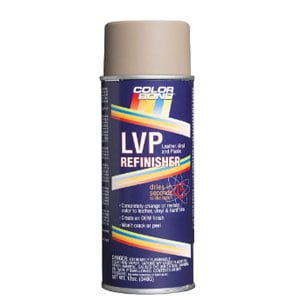 ColorBond Chrysler Agate LVP Leather spray paint for plastic