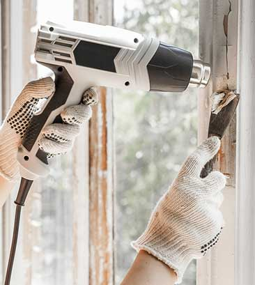 Buying The Heat Gun For Paint Removing