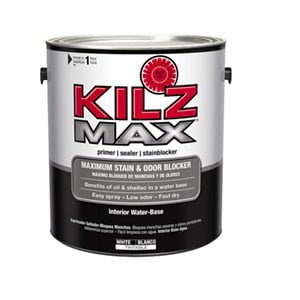 KILZ MAX Maximum Stain and Odor Blocking Interior Latex Primer