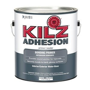 KILZ L211101 Adhesion High-Bonding Interior Latex Primer