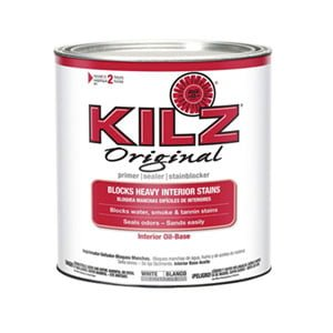KILZ Original Multi-Surface Stain Blocking Interior Oil-Based Primer