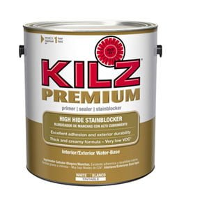KILZ Premium High-Hide Stain Blocking Interior painterscare