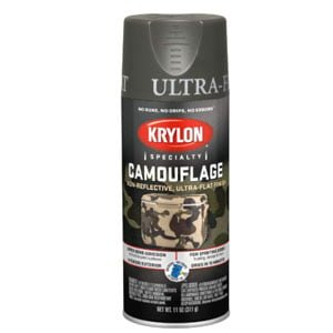Krylon Camouflage Plastic Spray Paint