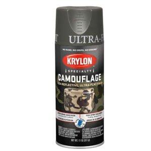 Krylon Camouflage Plastic Spray Paint