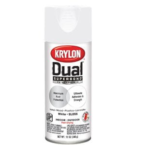 Krylon Superbond Spray Paint for Metal