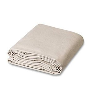 Canvas Drop Cloth Runner