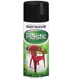 Rust-Oleum Paint for Plastic Spray
