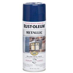 Rust-Oleum Stops Rust Metallic Spray Paint Reviews