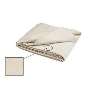 TUFFBOY Cotton Canvas Drop Cloth For Painting
