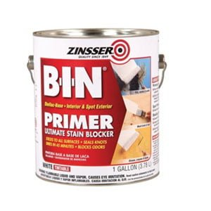 Zinsser B-I-N Shellac-Base Primer, 1-Gallon