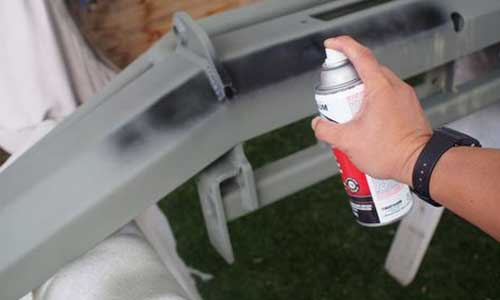 Tips for Spray Painting Metal
