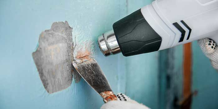 DIY Paint Remover Tips for Metal and Wood