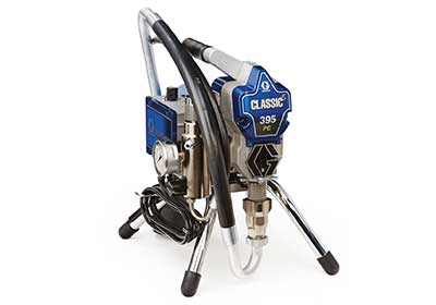 Graco-395-Airless-Paint-Sprayer