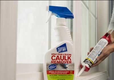 Types of Caulk Remover
