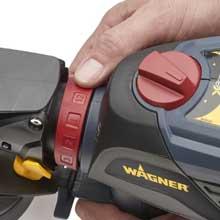 Wagner Flexio 570 Adjustable Speed Turbine