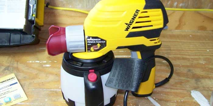 Wagner Power Painter Plus 0525027 Review