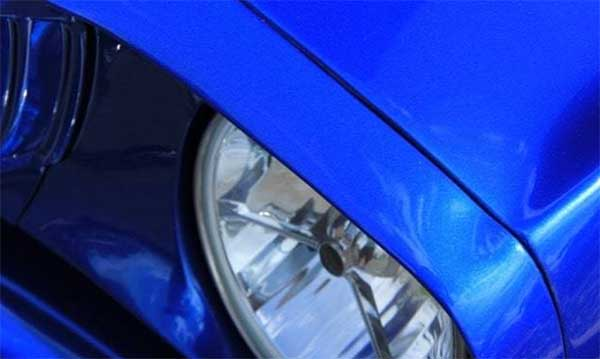 Metallic Car Paint For Automotive