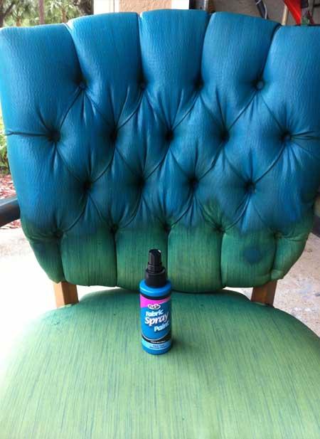 Pinterest-Tulip-Fabric-Spray-Paint-Chair