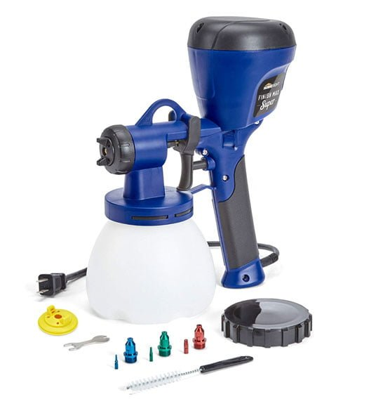 HomeRight-C800971-Power-Painter-Home-Sprayer-HVLP-Spray-Gun