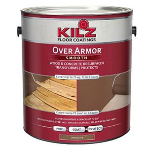 KILZ Over Armor Smooth Wood