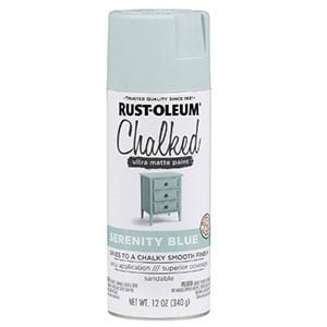 Rust-Oleum Chalked Paint Spray Can