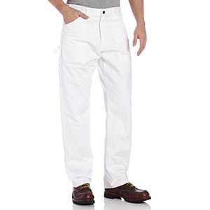 Dickies Mens Relaxed-Fit Utility Pant